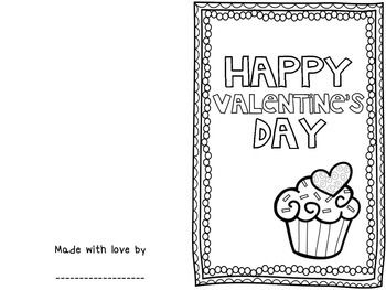 Make Your Own Valentine Cards  Writing centers Grandparents and