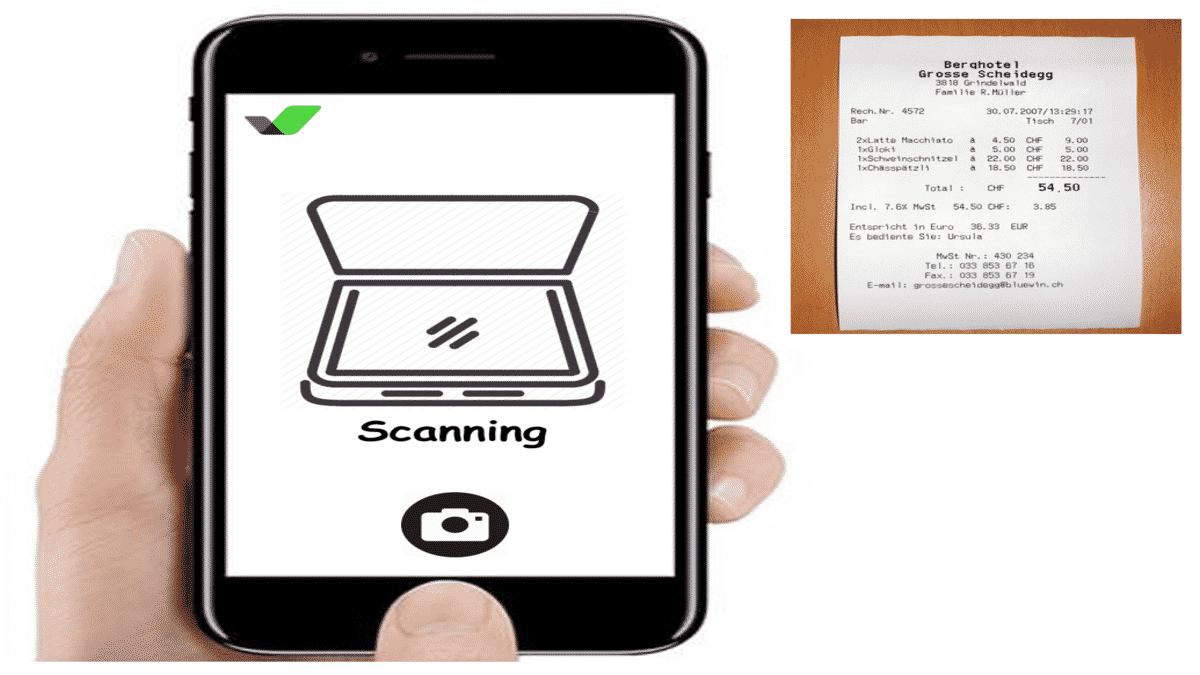 Verd is a totally different kind of receipt app with