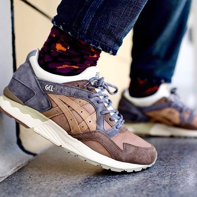 21850c1919260 Commonwealth x ASICs Gel Lyte V