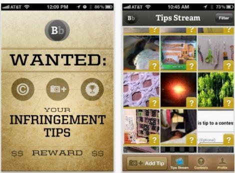 Una app para denunciar productos pirata