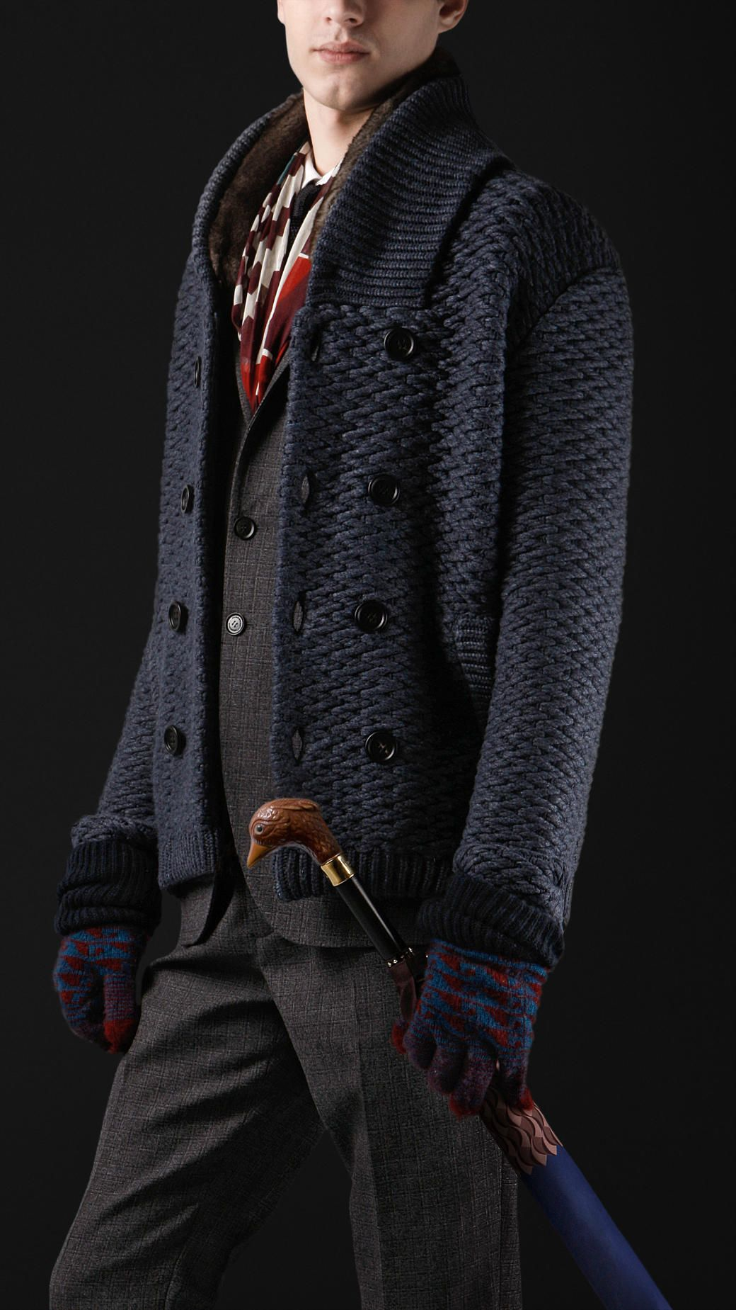 Men's Knitted Sweaters & Cardigans | Dapper