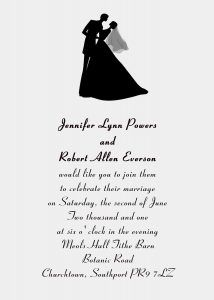 How To Choose The Perfect Wedding Invitation Sample Hitched Forever Wedding Invitation Quotes Wedding Invitation Card Wording Wedding Invitation Wording Examples
