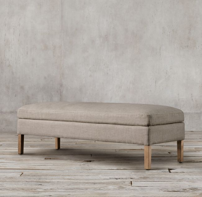 Sorensen Upholstered Ottoman Bench Choices For Master Bedroom