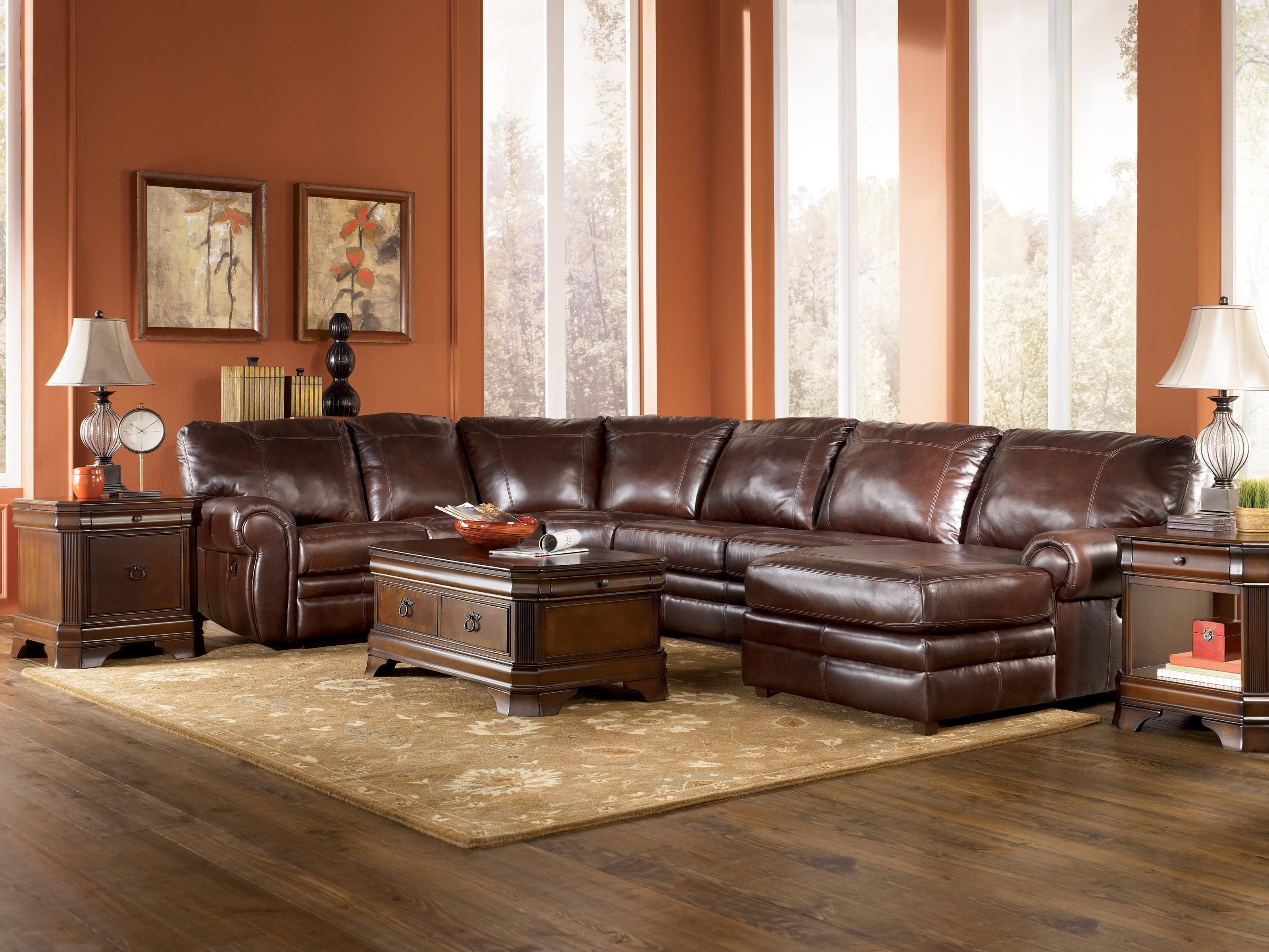 Merrion 43100 By Signature Design By Ashley Knoxville Wholesale Furniture Signature Living Room Recliner Sectional Living Room Sets Living Room Sectional