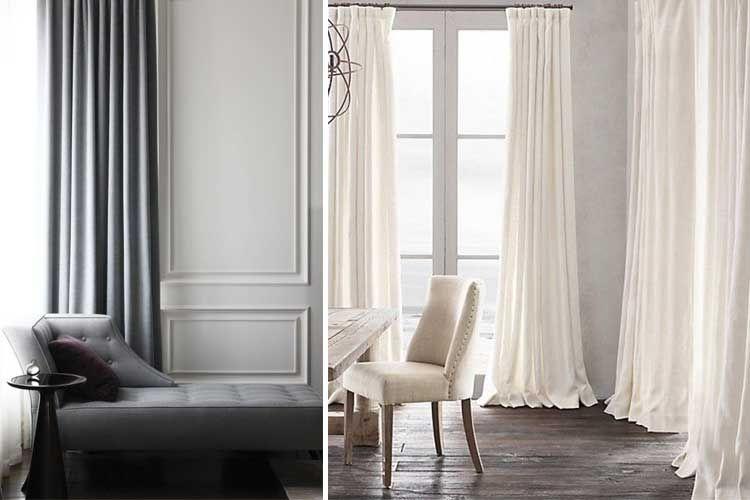 Tendencias en decoraci n con cortinas hogar en 2019 - Decoracion en cortinas ...