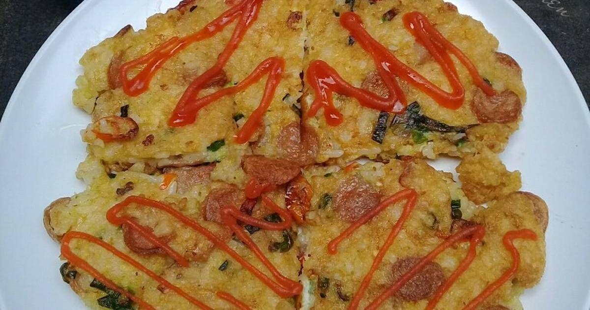 Resep Omelet Nasi Pedas Oleh Iishvara Resep Resep Masakan Resep Makanan