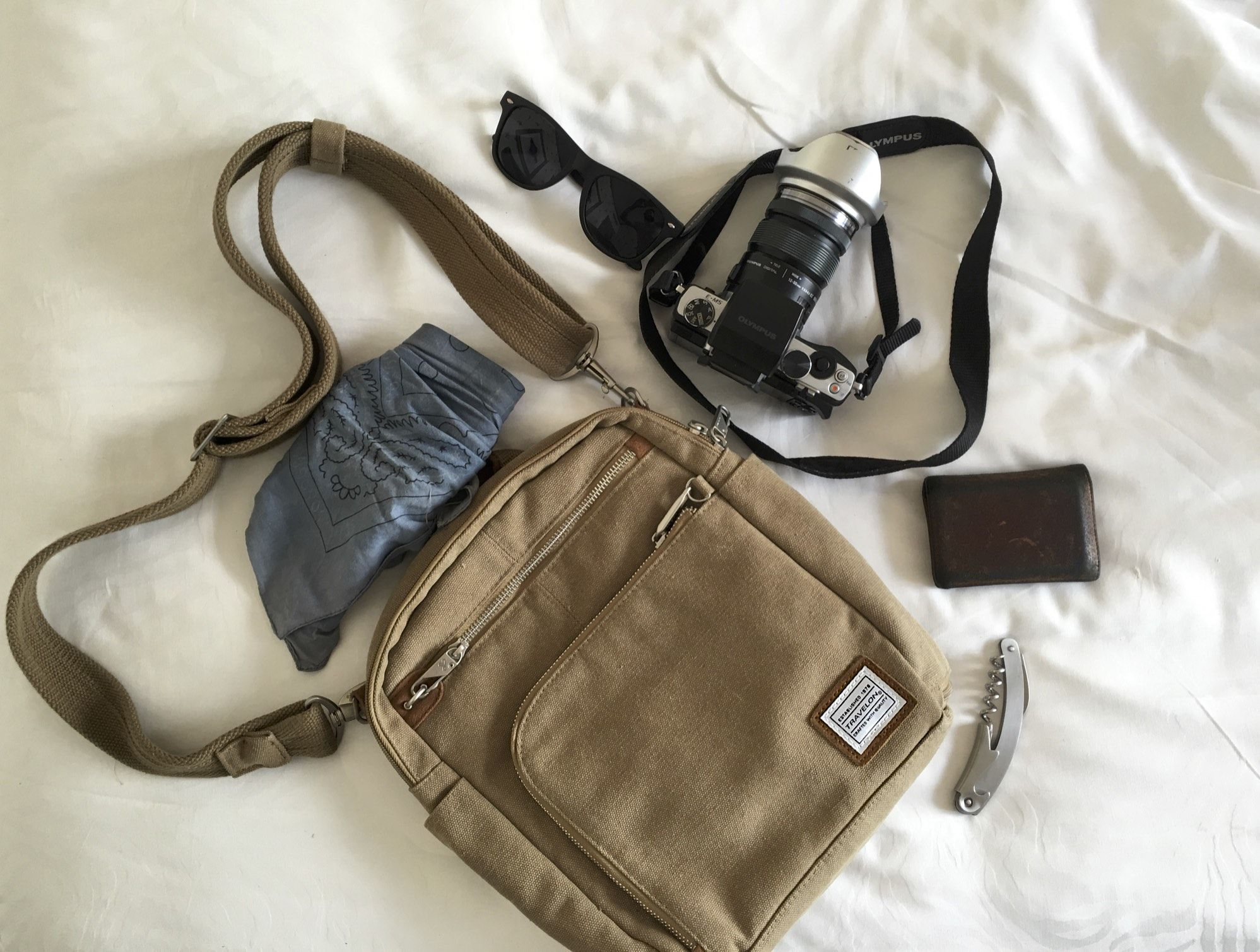 4ef9b2698e09 Travelon Anti-Theft Heritage Tour Bag #Travel #Giveaway Pin this ...