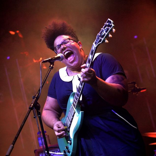 Brittany Howard Of Alabama Shakes On Playing Live Brittany Howard Good Music Alabama