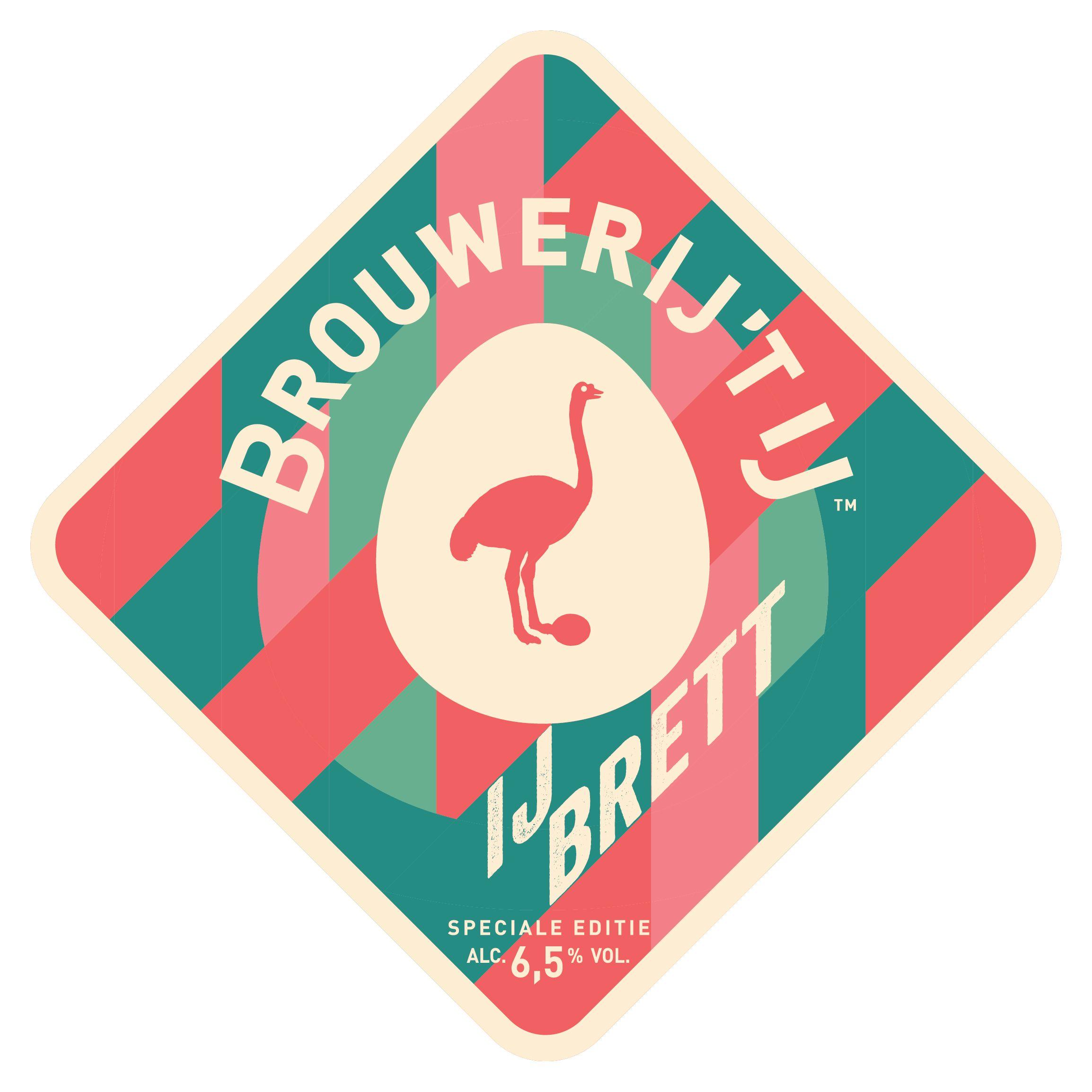 Brouwerij \'t IJ \'Brett\' | cartel | Pinterest