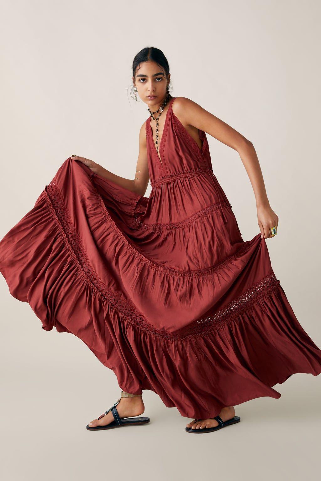 Studio Vestido Bordados Edición Limitada En 2019 Lookbook
