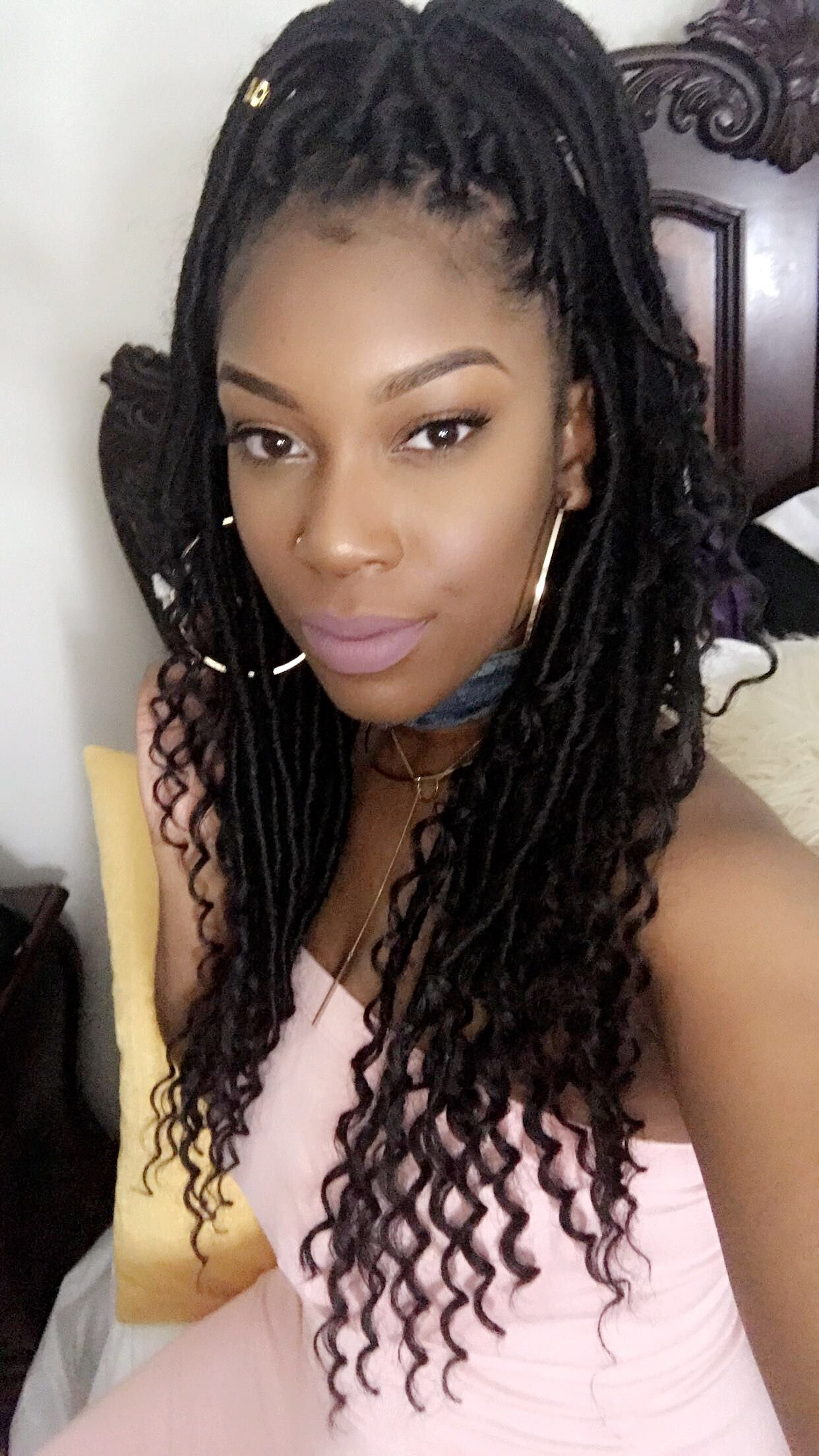 Locs Are Terribly Time Consuming But So Cool You ll Want To