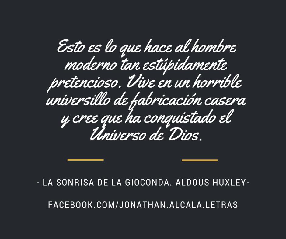 Aldous Huxley La Sonrisa De La Gioconda Mobile Boarding Pass