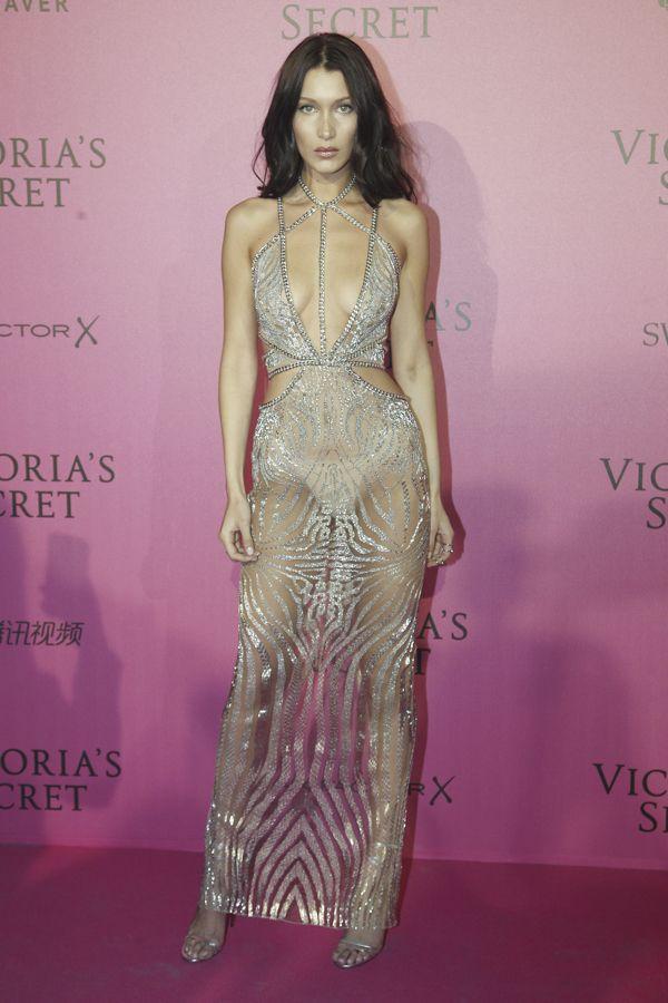 Victoria S Secret Fashion Show After Party Pink Carpet Pics Fashion Bella Hadid Red Carpet Victoria Secret Fashion Show