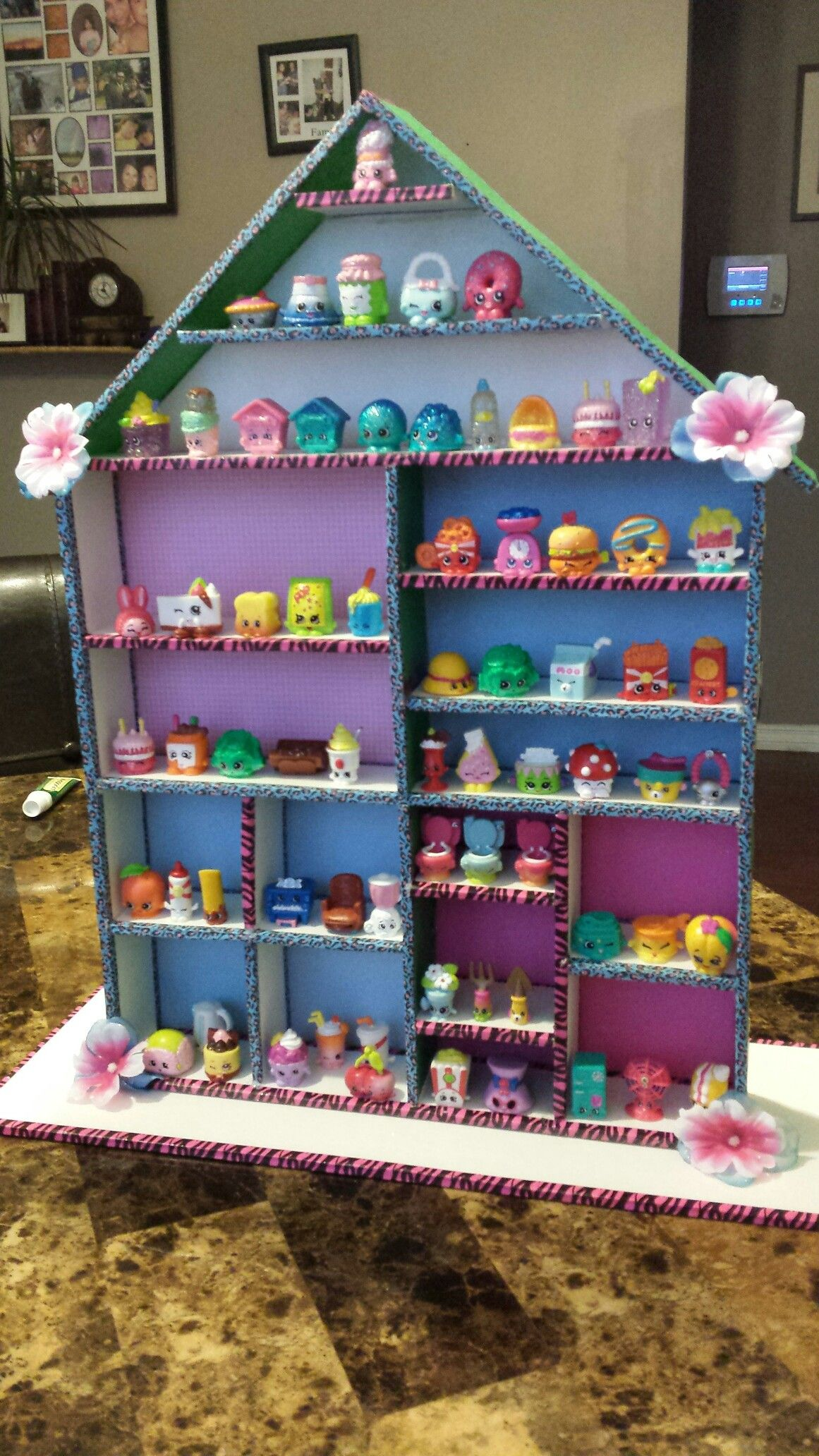 Shopkin House Shopkins Kids Playroom Storage Kids