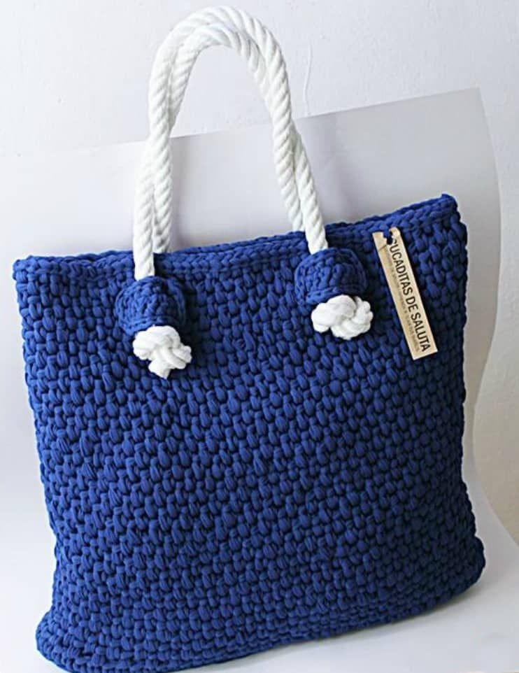 Crochet Market Tote Bag Free Pattern Ideas   Free pat ...