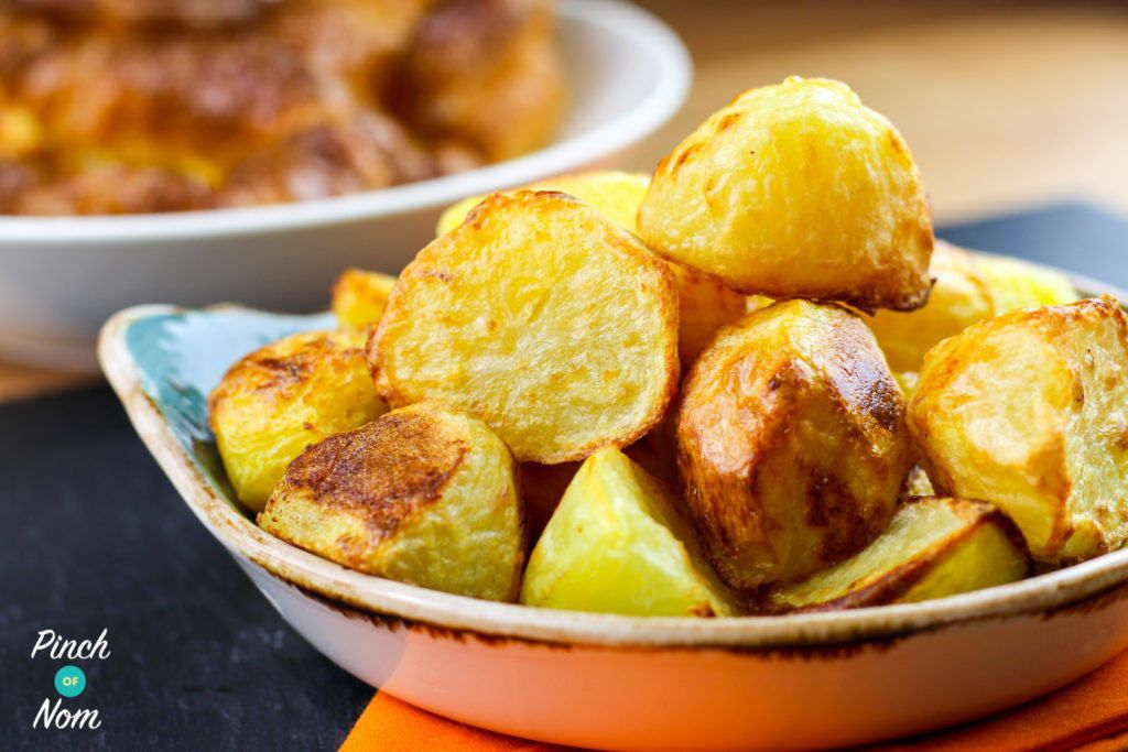 Syn Free Roast Potatoes   Slimming World