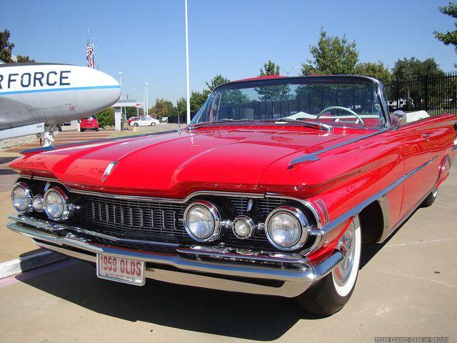 1959 Oldsmobile Ninety-Eight Convertible