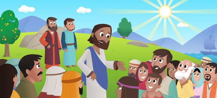 Sermon On The Mount Now Available For The Bible App For