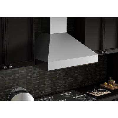 Zline Kitchen And Bath 48 1200 Cfm Ducted Wall Mount Range Hood Wall Mount Range Hood Kitchen Bath Stainless Steel Range Hood