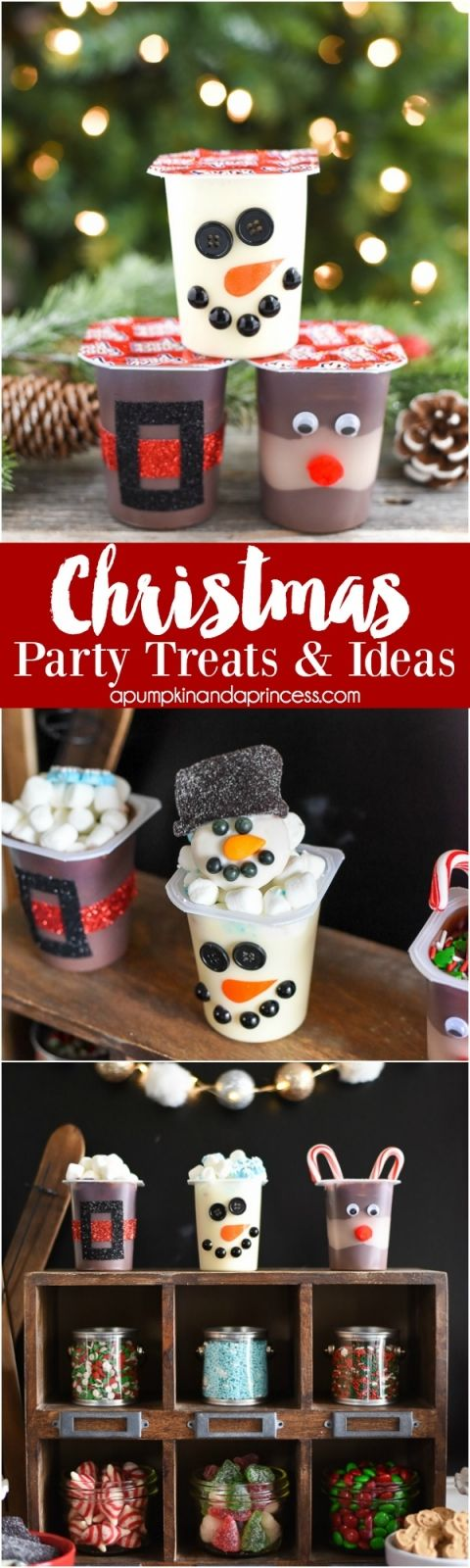 Christmas Snack Ideas For School Parties Part - 33: Christmas Party Ideas For Kids