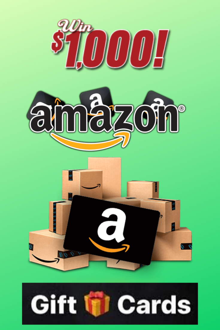Get Free 1000 Amazon Gift Card Is Reserved For You In 2020 Amazon Gift Card Free Amazon Gift Cards Free Amazon Products