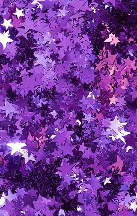 Imagem de purple, stars, and aesthetic aesthetic purple