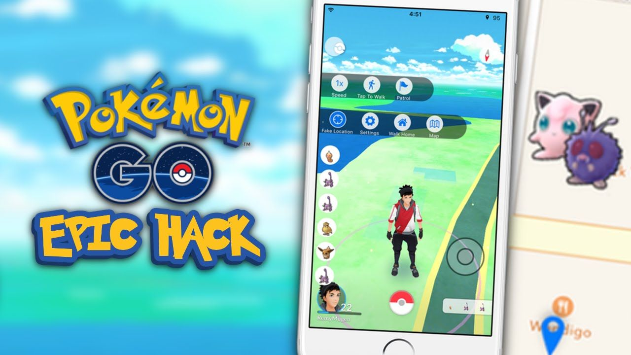 Pokemon Go Hack and Cheats 2018 How to get Free