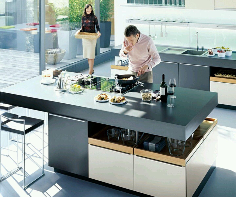 Modern Kitchen Island Design Decorating 1817146 Design Inspiration Inspiration Latest Kitchen Design Decorating Inspiration