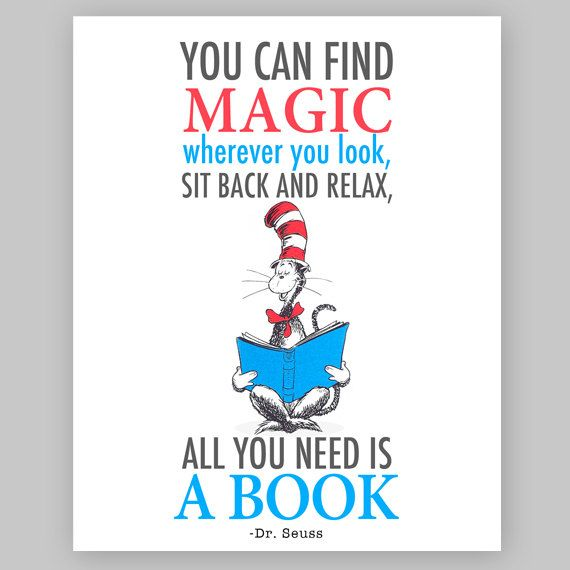Dr Seuss Quote Cat In The Hat Printable Nursery Quote You Etsy In 2021 Dr Seuss Quotes Seuss Quotes Dr Seuss Posters