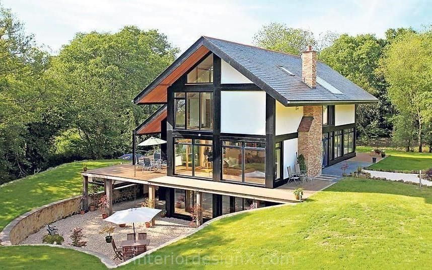 Latest ecofriendly home design world trend house ideas best nature friendly designs remodeling also rh in pinterest