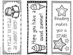 free printable bookmark templates to color - Google Search ...