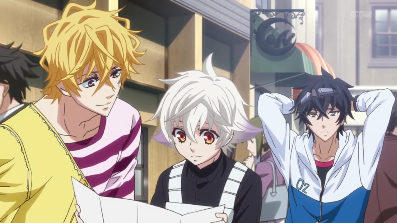Karneval (Bluray) Review Anime, Awesome anime, Art