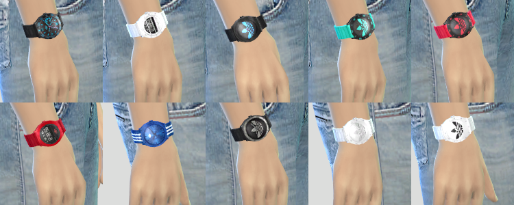 KK Male Watch by Ooobsooo.