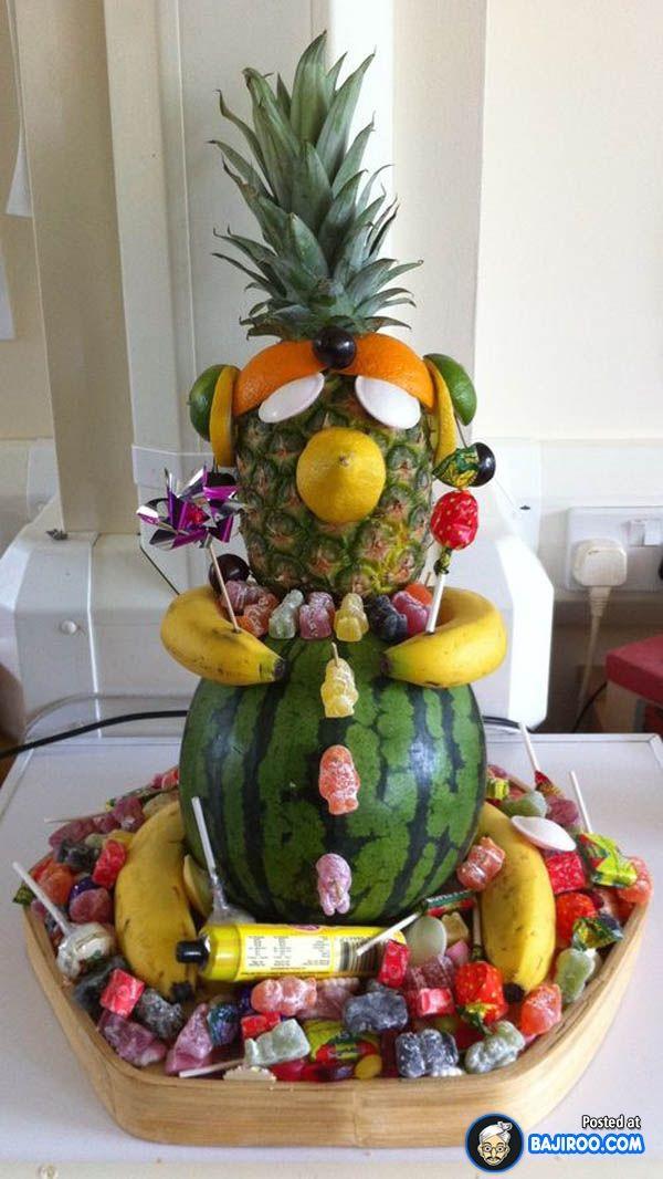 The most amazing fruit buddha in fruits funny fruit