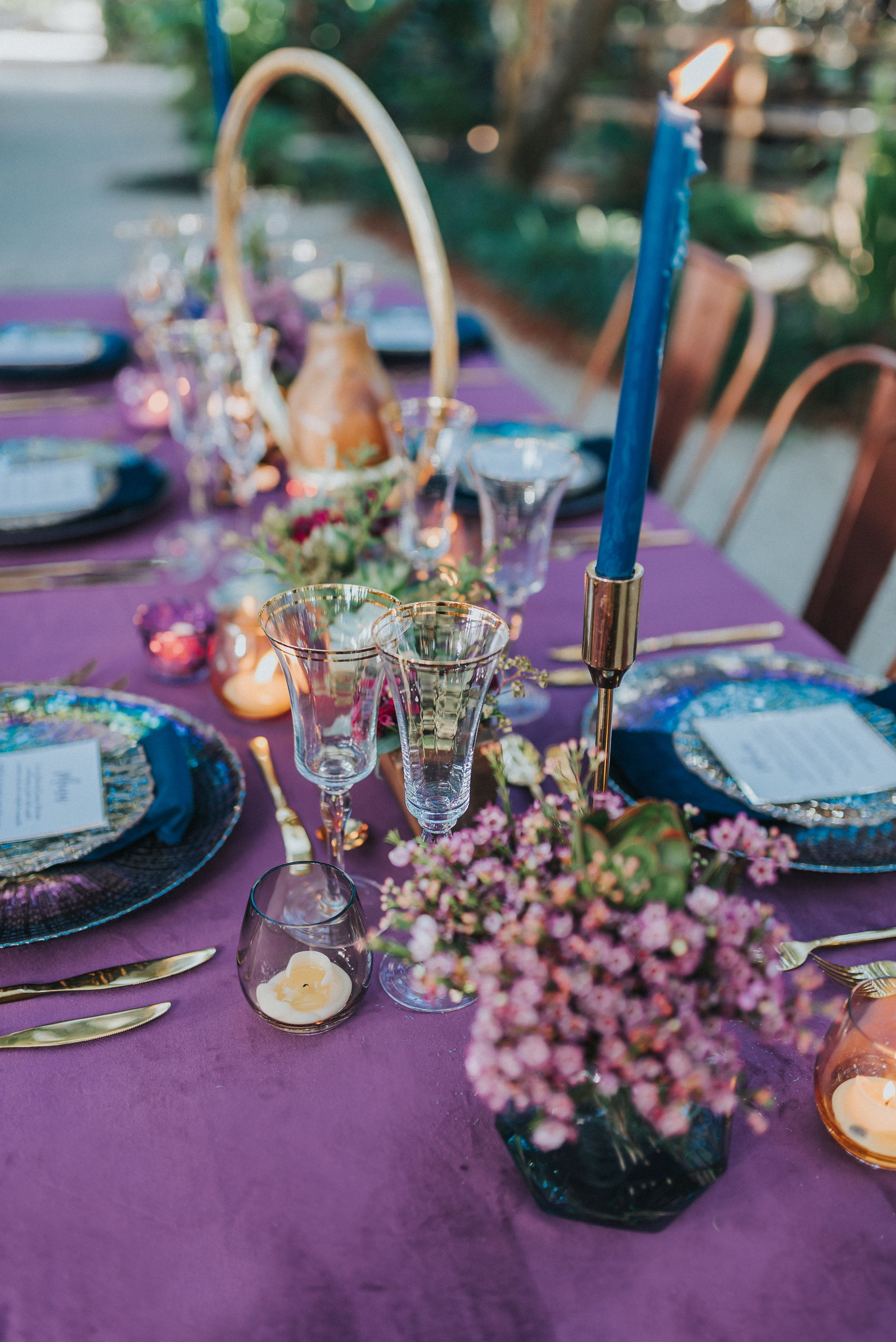 boho chic wedding reception table styled by pink wasabi wedding reception tables bohemian on boho chic kitchen table decor id=58330