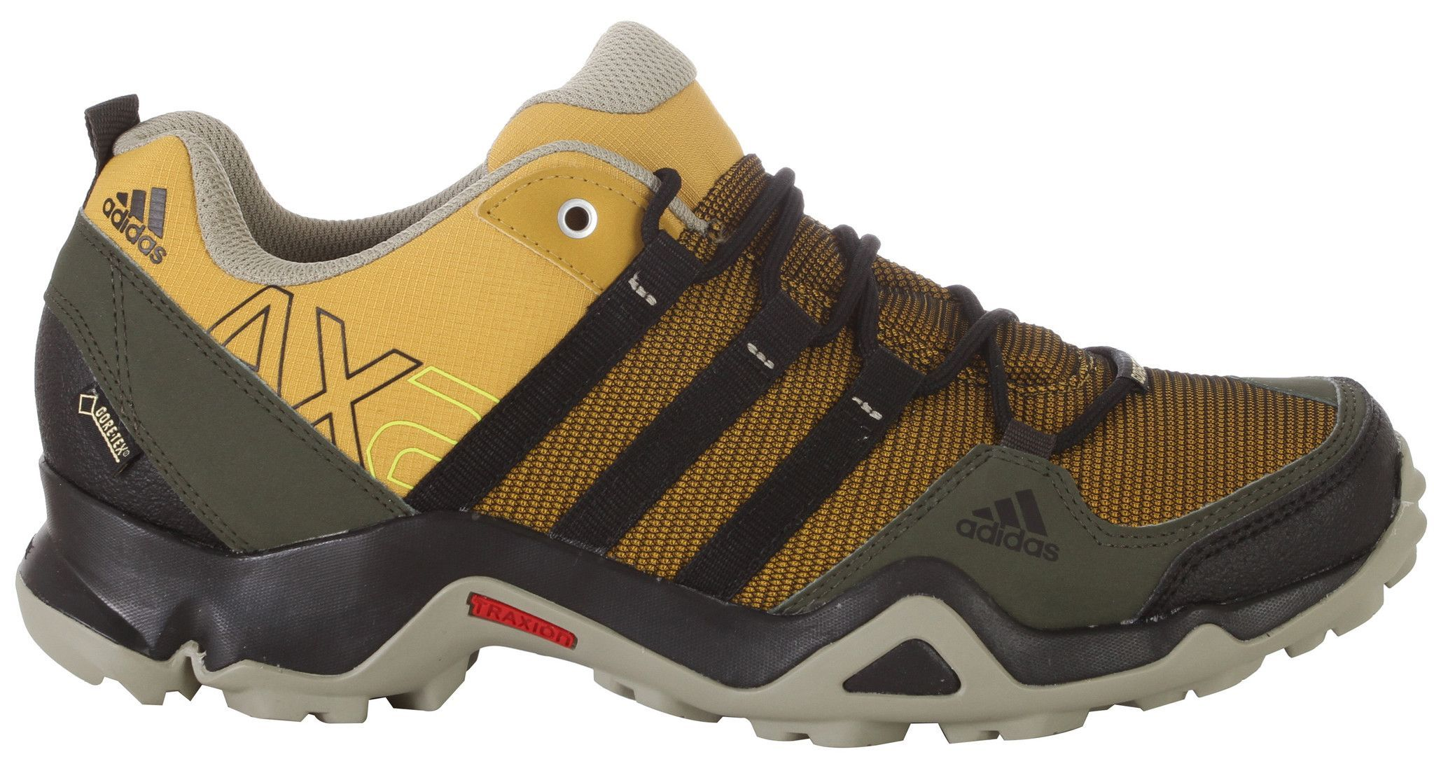 Adidas ax2 gtx hiking shoes mens with images hiking