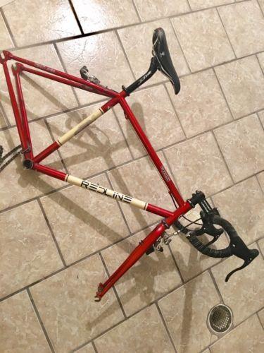 ON SALE: Redline 925 Bike- Fixed Gear - Chris King - Zipp - WTB ...