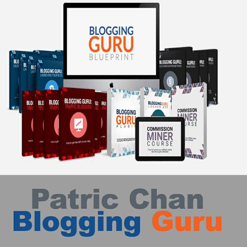The patrick chan blogging guru blueprint step by step training the patrick chan blogging guru blueprint step by step training offers a wealth of information on starting a blogging business you will gain the knowledge malvernweather Choice Image