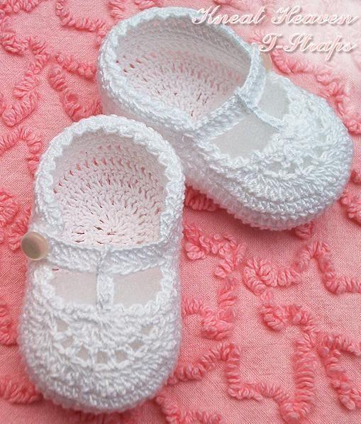 crochet baby shoe | crochê bebe- sapatinhos | Pinterest ...