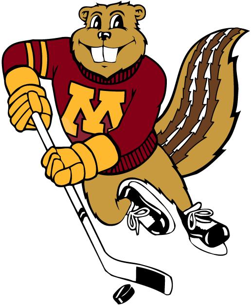 Minnesota Golden Gophers Mascot Logo Minnesota Golden Gophers Gopher Minnesota