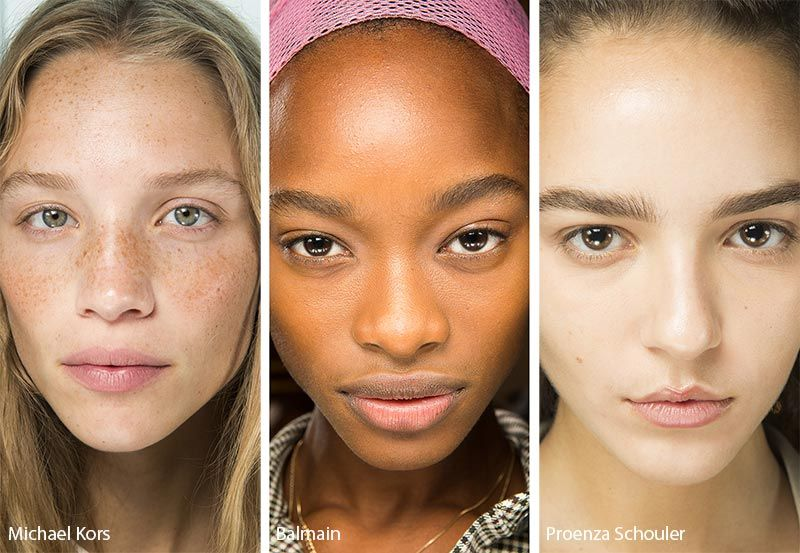 Spring Summer 2019 Makeup Trends Makiyazh Vesna