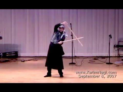 Karim Nagi Performs Tahteeb Saidi Egyptian Cane Dance Dance Performance Egyptian