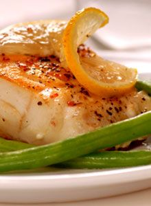 Cod | Seafood Health Facts / Cod is the type of fish they serve at Long John Silvers