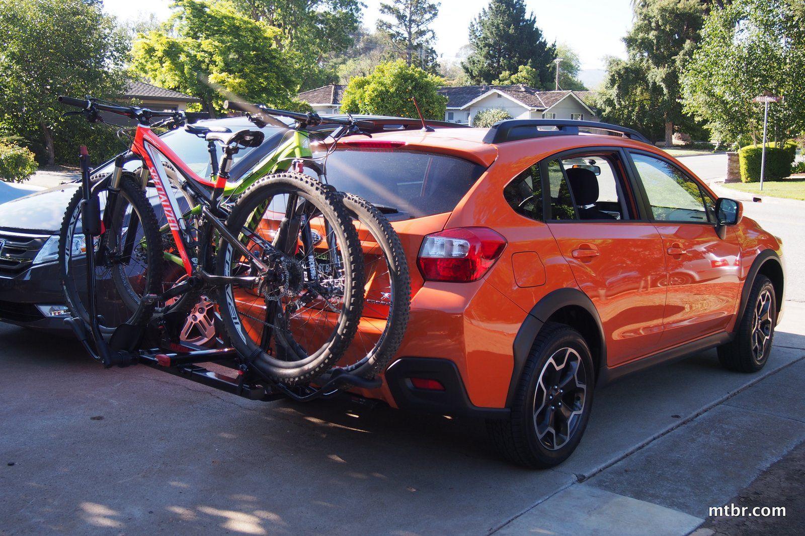 Review Subaru Xv Crosstrek Long Term Update Mtbr Com Subaru Crosstrek Subaru Rear Bike Rack