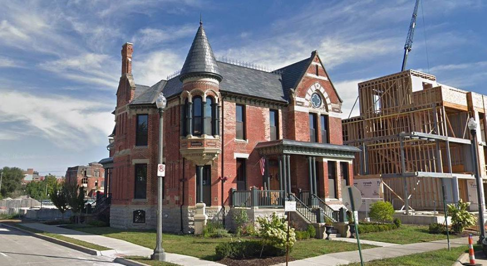 Brush Parks C 1870s Ransom Gillis House Restored By Nicole Curtis