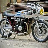 Honda CB 560 Four Montjuic | Valmy Machines