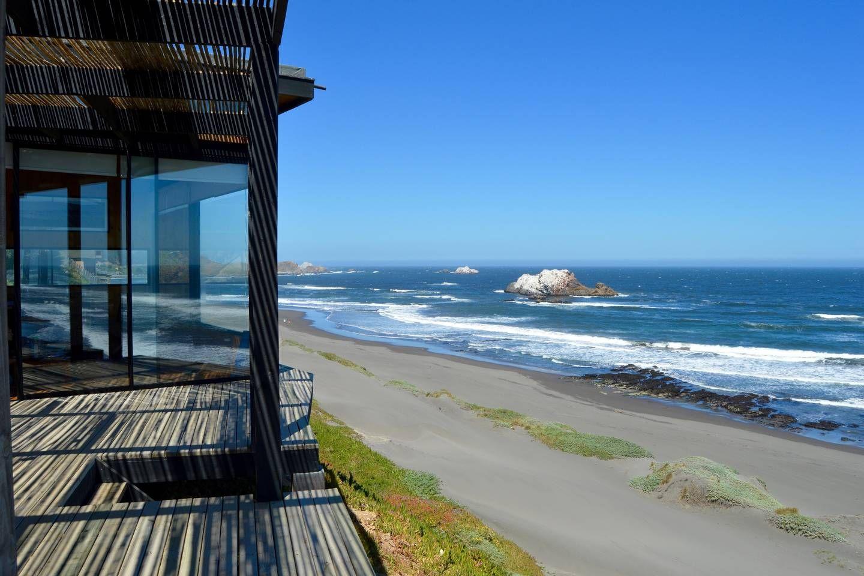 Alma mar (Casa frente al mar) Casas en alquiler en