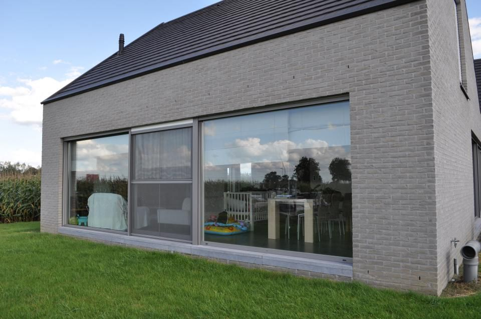 Ramen deuren vitralux ideetjes voor het huis pinterest for Fenetre ral 9007