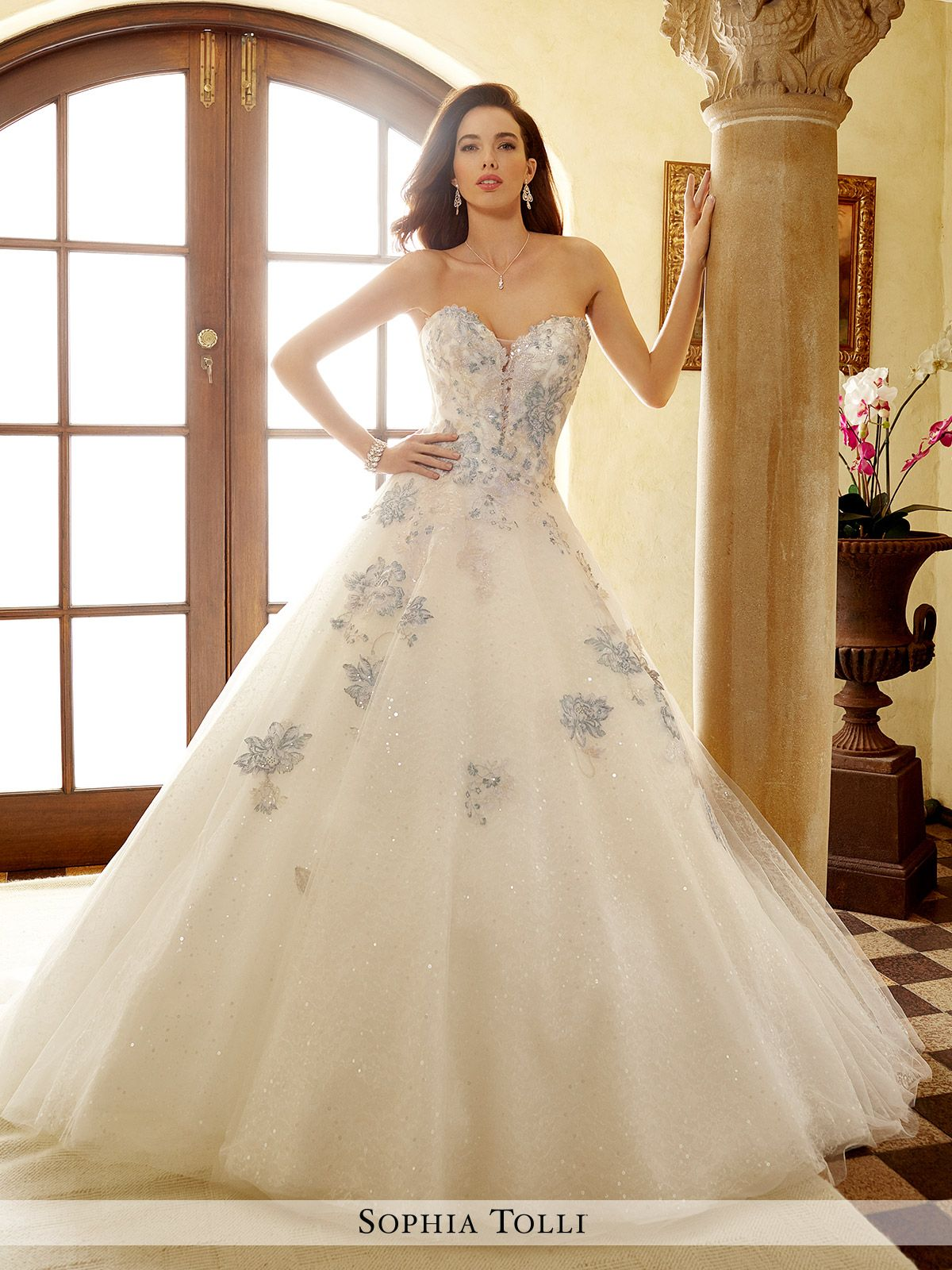 Sophia Tolli Designer Wedding Dresses A Fusion Of Modern Romance And Timeless Elegance And Timeless Romance The Sophia Tolli Australia Collection Is A Celeb Sophia Tolli Wedding Dresses Ball Gown