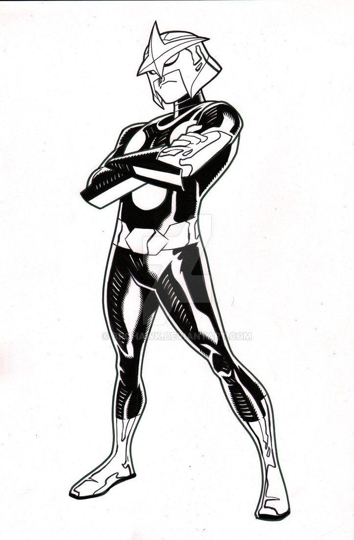 Ultimate Spiderman episode 8Nova by BroHawk Comic and Card